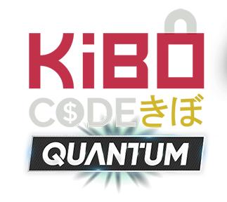 kibo code quantum program