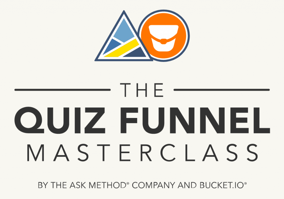The quiz funnel masterclass 2021